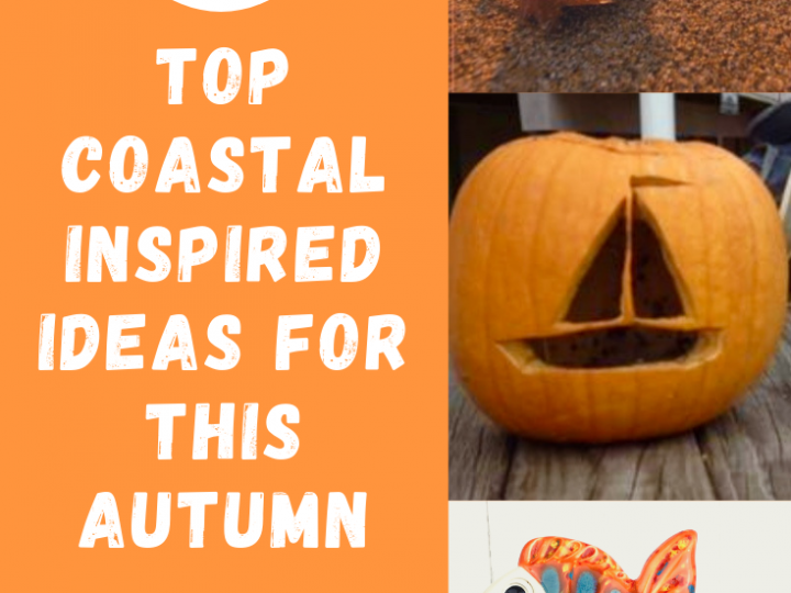 5 Top Coastal Inspired Ideas for this Autumn